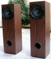 DIY Full-Range Speaker Kits High Efficiency Speaker Audio Nirvana