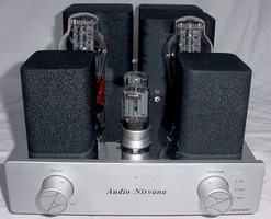 300B SET, EL34 Single Ended, EL84 Vacuum Tube Amps  Nirvana