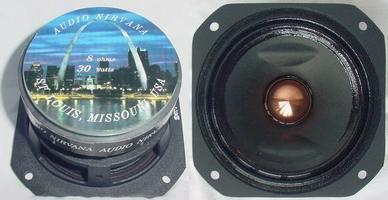 Full-Range Speakers Audio Nirvana Lowther High Efficiency