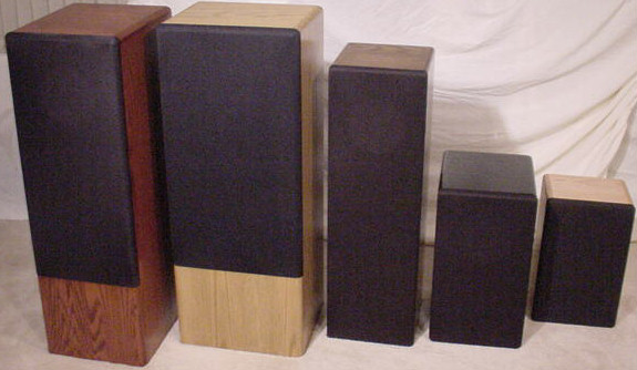 Full Range speakers, Lowther, DIY High Efficiency Speaker kits