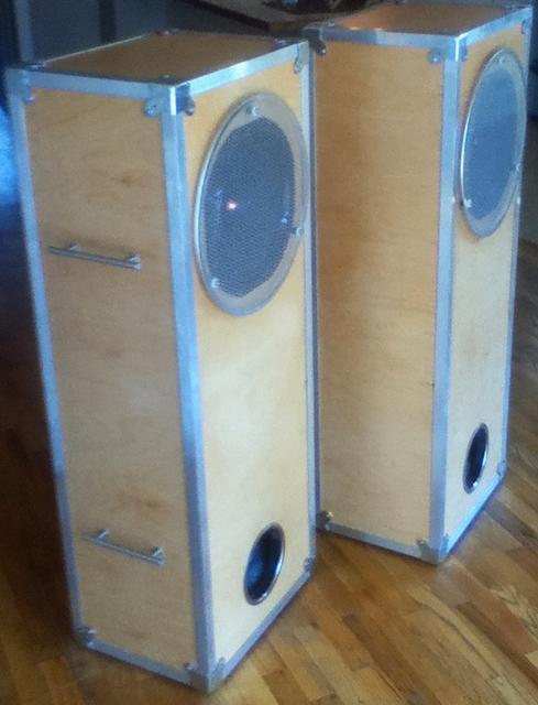 Full Range Speaker kits DIY Speaker Projects DIY Audio Nirvana