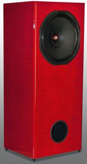 Full-Range Speakers Audio Nirvana Lowther High Efficiency Speaker