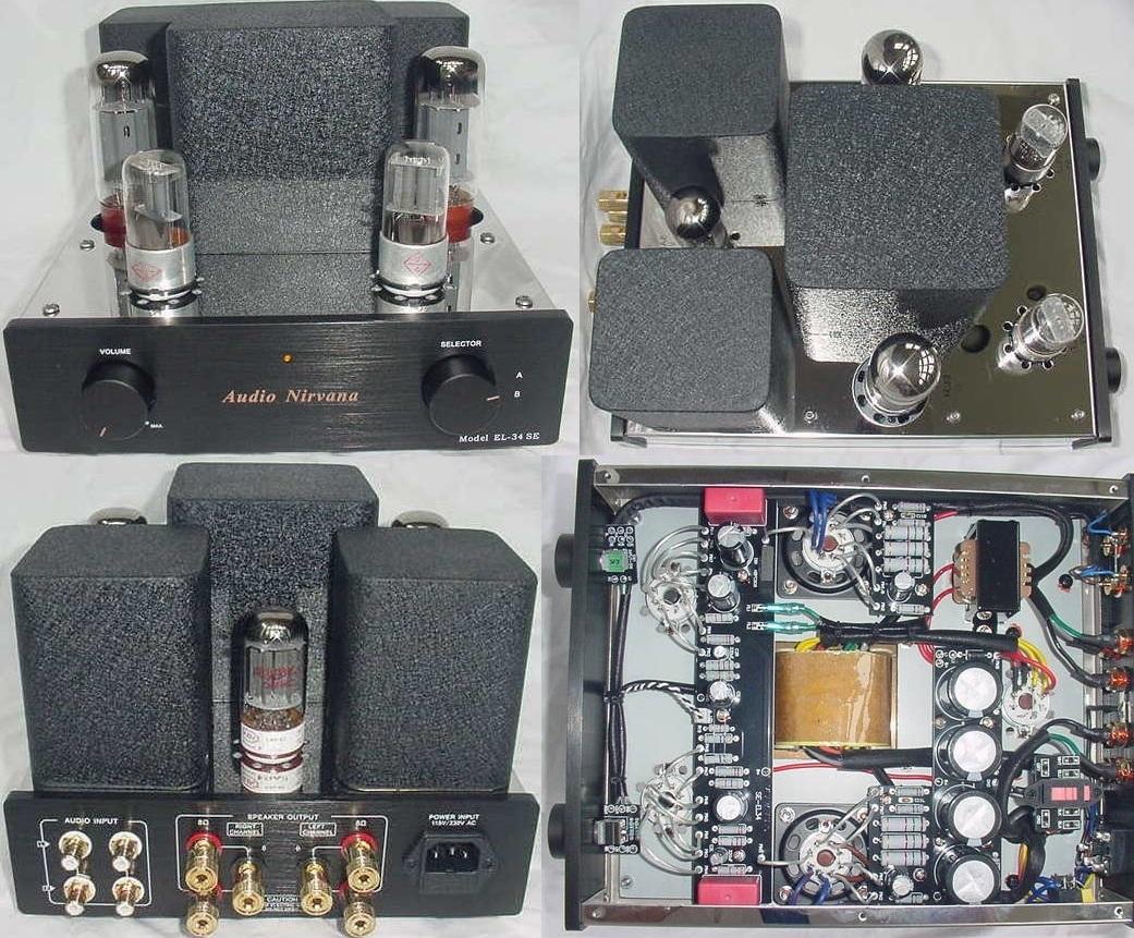 DIY Full-Range Speaker Kits High Efficiency Speaker Audio